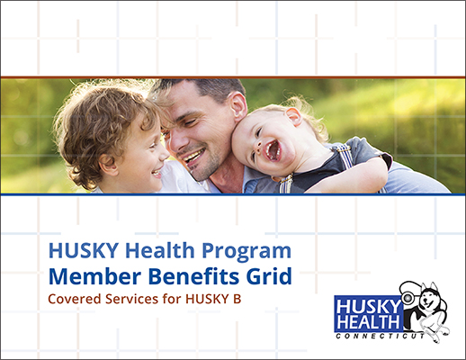 download Member Benefits – Covered Services for HUSKY B pdf